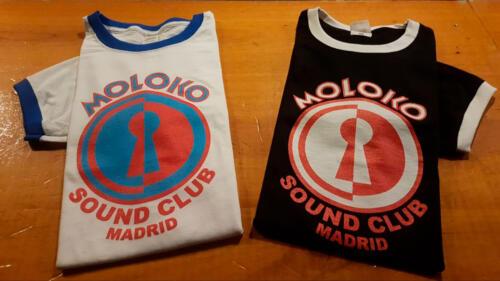 Camisetas Nuevas Contacta con nosotros en molokosc@molokosoundclub.com o al 626529967